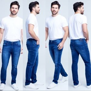 Men's Seven 7  Skinny Jeans - 34 x 32